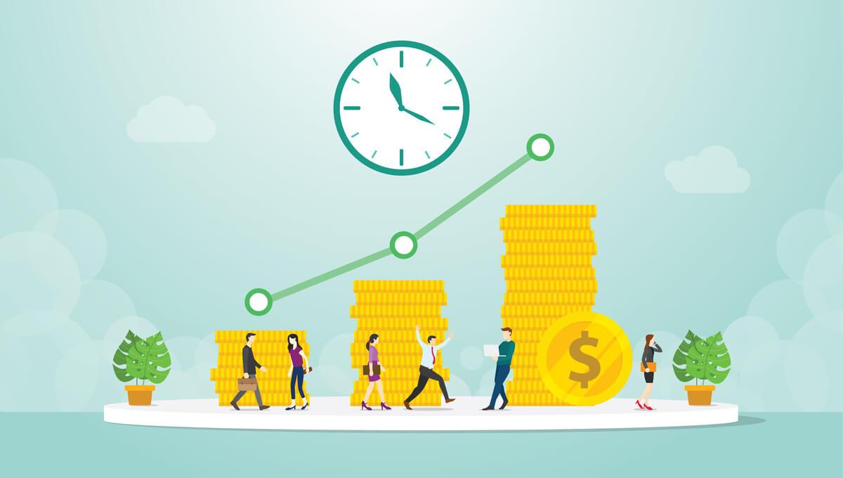 ブログで副収入を得るために必要な1日の作業時間とは?
