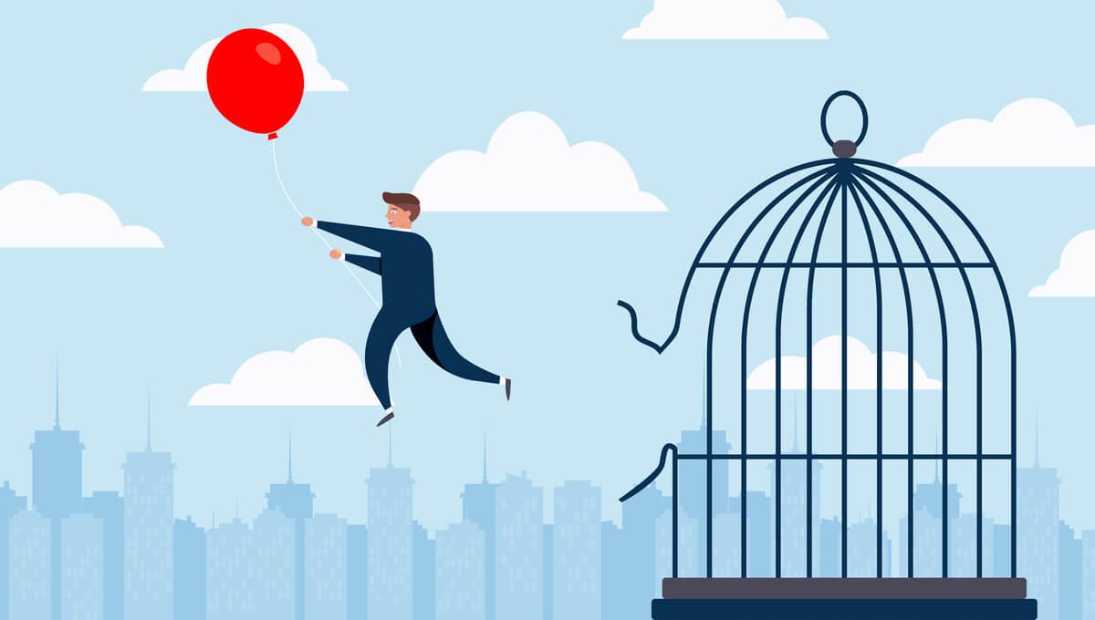 会社とプライベートは完全に分けるべき理由
