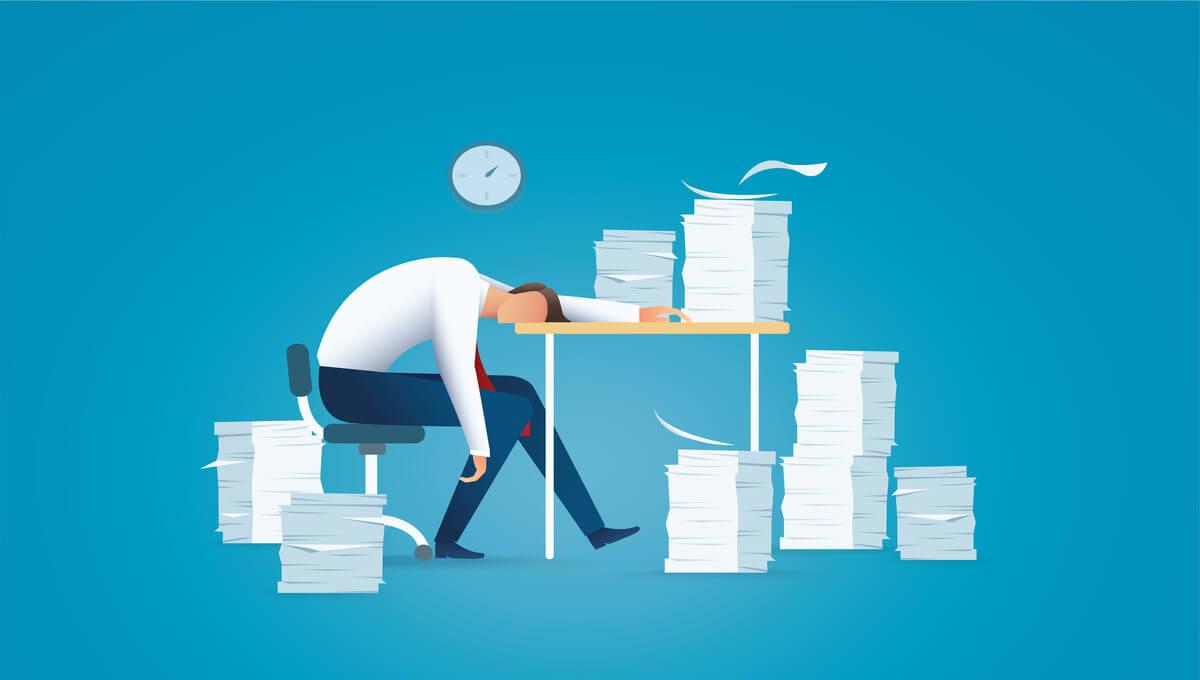 【会社員】仕事がしんどいと感じるたった1つの原因【解決策もある】